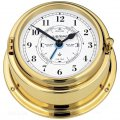 WEMPE Quartz Tide Clocks 150mm Ø (BREMEN II Series) Quartz tide clock brass